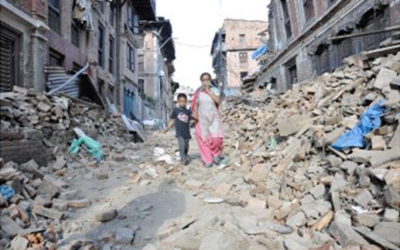 devastating Nepal earthquake