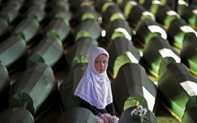 The Srebrenica massacre: 22 years on