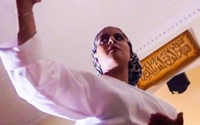 Woman Creates Hijab-Grab Self-Defense Technique