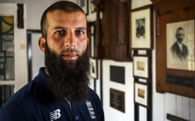 Moeen Ali: 'If it wasn't for cricket I don't know what I'd be doing now'