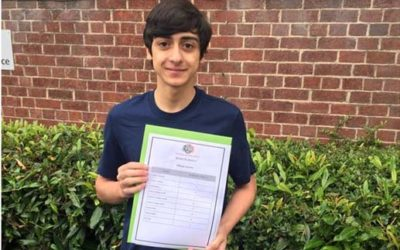 Syrian Immigrant teen gets record GCSE results and now plans to be a doctor, Inspiring Story