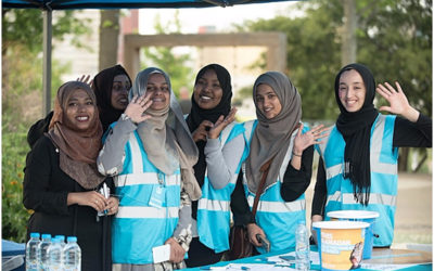 Muslim Hands Volunteers – Making a Difference at Home and Abroad