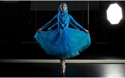14 year old ballet dancer