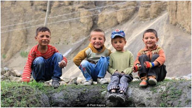 The Pakistan Village with a Unique Philanthapy System