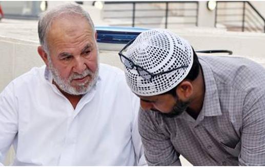 Abu Dhabi: A 69-year old Palestinian man