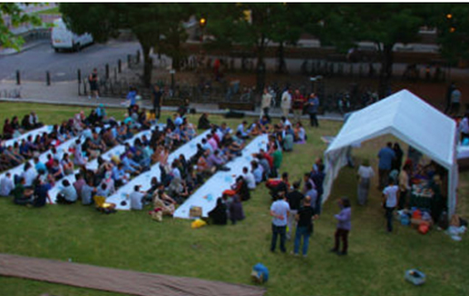 Ramadan Tent Project