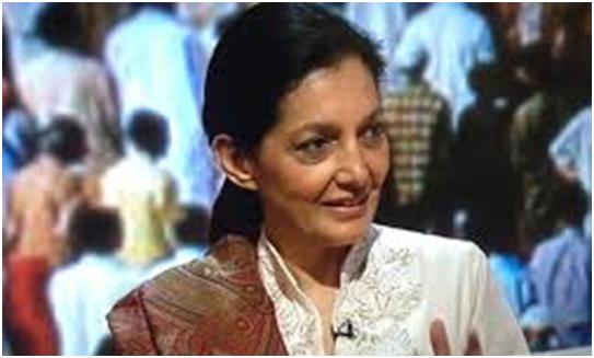 Seema Aziz is an industrialist