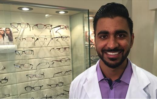 Toronto medical student