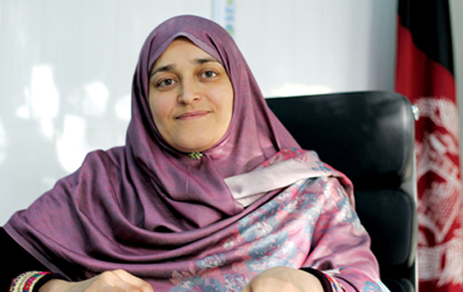 Thanks to this Afghan woman, 6,000