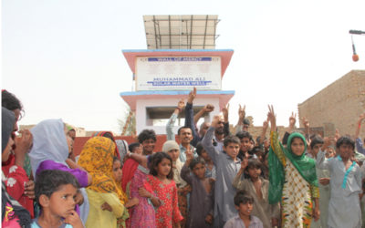 Muslim Charity's Safe Water