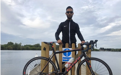 I'm quite new to cycling