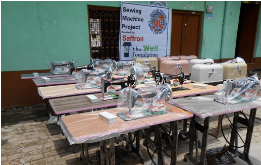 EMPOWERING THE POOR BY SUPPORTING THEIR INCOME-GENERATING ACTIVITIES.