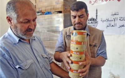 Producing fair trade olive oil in Palestine – Haj Bashir's story