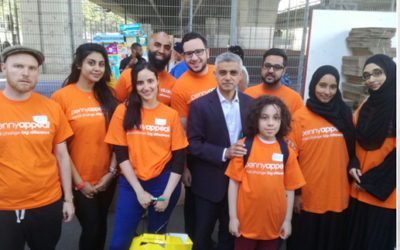 Penny Appeal volunteers