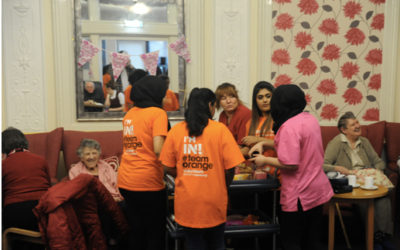 Penny Appeal has been responding