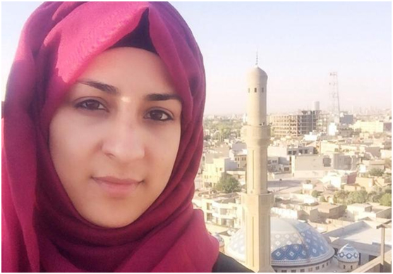This British Muslim aid-worker