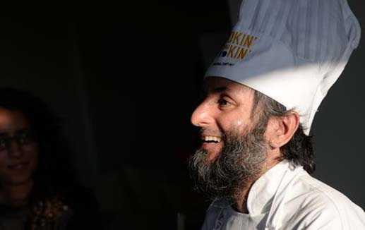 Blind chef in Cliffside Park, life is full of blessings, Inspiring Story