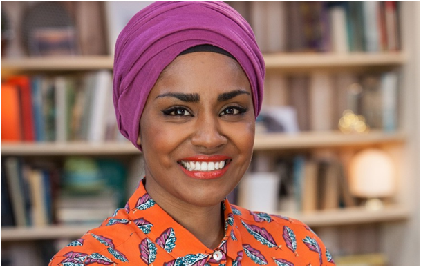 Nadiya Hussain- Muslim baker and host