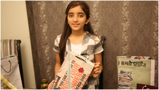 Could this 10-year-old fix Pakistan's waste problem?