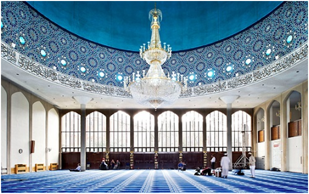 British Mosques Listed for Historic & Cultural Significance