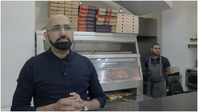 East London Takeaway Serves Free Food to Over 300 Needy People Every Thursday