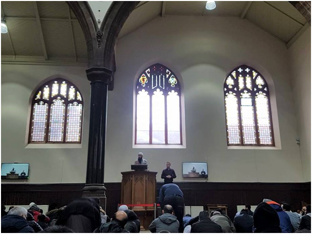 Glasgow Mosque Offers Sign Language Friday Sermon