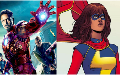 MARVEL SET TO INTRODUCE FIRST FEMALE MUSLIM SUPERHERO TO CINEMAS