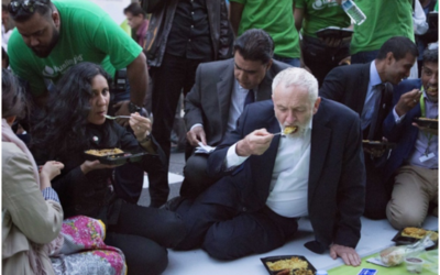 Street iftar marks anniversary of Finsbury Park terror attack as 'hero imam' declares: Darren Osborne failed epically