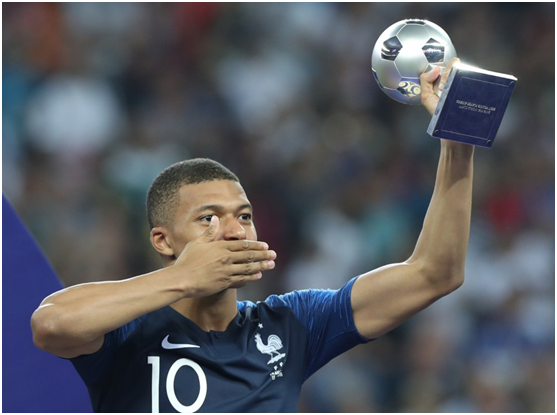 Mbappe Donates World Cup Earnings to Charity