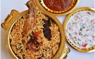 ThahseenFaizel's biryani startup is powering ahead through this new cooking technique