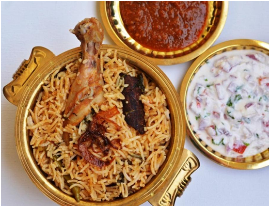 ThahseenFaizel's biryani startup is powering ahead through this new cooking technique