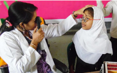HOW PENNY APPEAL ARE CURING PREVENTABLE BLINDNESS, ONE MOBILE EYE CAMP AT A TIME
