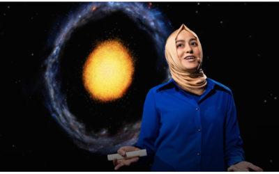 EVERYTHING YOU NEED TO KNOW ABOUT THE FEMALE MUSLIM ASTROPHYSICIST MAKING HEADLINES