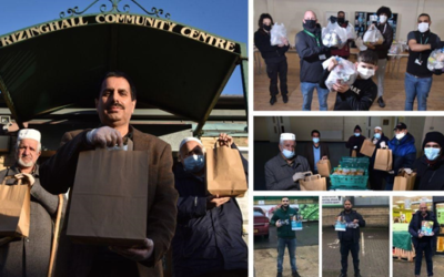 Thousands of Bradford families eat during the holidays thanks to city's response