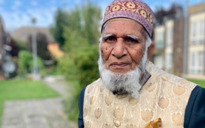 100-Year-Old Londoner Awarded OBE for Raising £420K to Fight COVID-19 During Ramadan